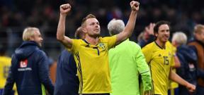 بكاء واحتفال بعد خروج إيطاليا وتأهل السويد