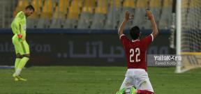 فرحة الاهلي بالفوز بكأس مصر