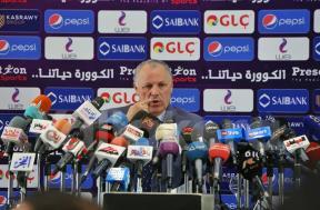 المؤتمر الصحفي لهاني أبو ريدة رئيس اتحاد الكرة