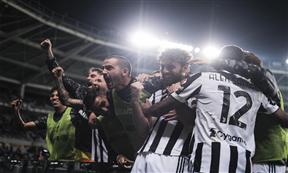 لقطات مباراة تورينو ويوفنتوس