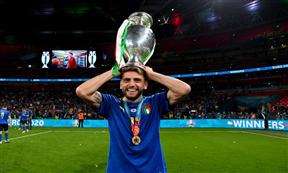 تتويج منتخب إيطاليا بطلا لـ يورو 2020