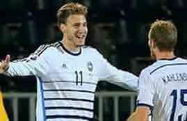 أهداف مباراة صربيا والدنمارك