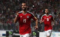 رباعية مصر في مرمى تشاد