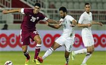 هدف قطر فى مرمى الجزائر