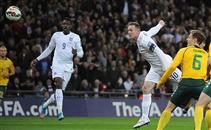 هدف إنجلترا لرونى فى ليتوانيا