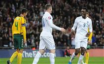 هدف إنجلترا الثاني فى ليتوانيا