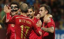 أهداف مباراة أسبانيا وكوستاريكا