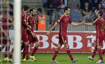 هدف فوز اسبانيا فى روسيا البيضاء