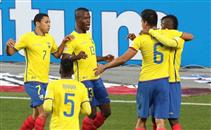 أهداف مباراة المكسيك والإكوادور