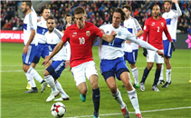 اهداف مباراة النرويج وسان مارينو