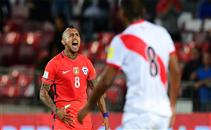اهداف مباراة تشيلي وبيرو