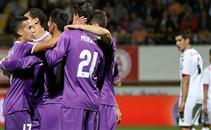 اهداف مباراة كولتورال ليونيسا وريال مدريد