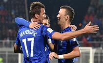 هدف كرواتيا فى مرمى فنلندا