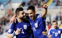 اهداف مباراة قبرص وجبل طارق