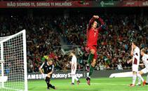 اهداف مباراة البرتغال ولاتفيا