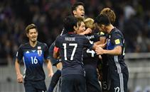 اهداف مباراة اليابان والسعودية