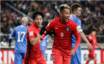اهداف مباراة كوريا الجنوبية وأوزباكستان