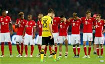 ضربات ترجيح مباراة بايرن ميونيخ وبروسيا دورتموند