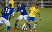هدفا البرازيل فى بنما
