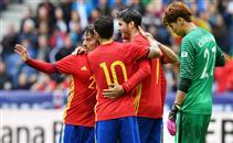 اهداف مباراة اسبانيا وكوريا الجنوبية