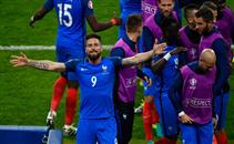 اهداف مباراة فرنسا ورومانيا