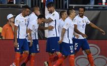 اهداف مباراة تشيلي وبوليفيا