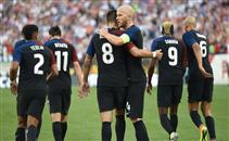 هدف أمريكا فى باراجواي
