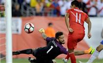 هدف بيرو في البرازيل