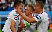 هدفا المجر فى النمسا