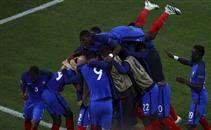 هدفا فرنسا فى مرمى البانيا
