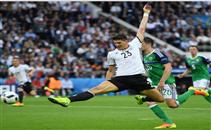 هدف المانيا فى مرمى إيرلنداالشمالية