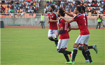 هدفا مصر فى تنزانيا