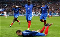 اهداف مباراة فرنسا وايسلندا