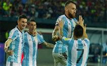 اهداف مباراة فنزويلا والارجنتين
