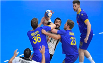ملخص مباراة مصر والسويد في مونديال اليد