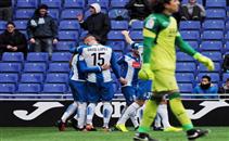 اهداف مباراة اسبانيول وغرناطة