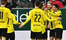 اهداف مباراة فيردر بريمن وبروسيا دورتموند