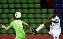 رباعية مباراة السنغال والجزائر