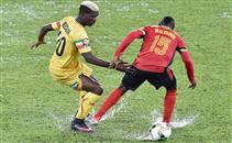 هدفا مباراة أوغندا ومالي