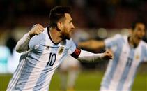 أهداف مباراة الاكوادور والأرجنتين