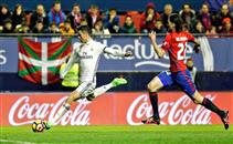 أهداف مباراة أوساسونا وريال مدريد