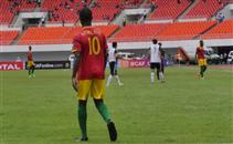 هدفا مباراة منتخب غينيا شباب ومصر