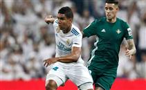 هدف ريال بيتيس في ريال مدريد