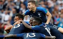 أهداف مباراة فرنسا وكرواتيا
