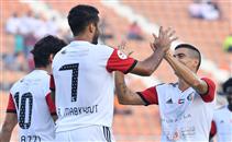 أهداف مباراة عجمان والجزيرة