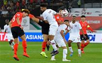 هدف قطر في كوريا الجنوبية