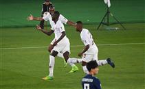 أهداف مباراة قطر واليابان