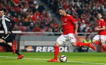 عشرة أهداف لبنفيكا في ناسيونال ماديرا