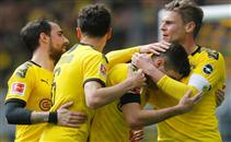 أهداف مباراة بروسيا دورتموند وف.دوسلدورف