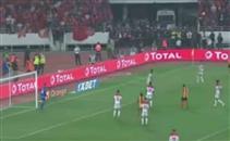 هدفا مباراة الوداد والترجي التونسي
